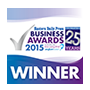 EDP business award winner 2015